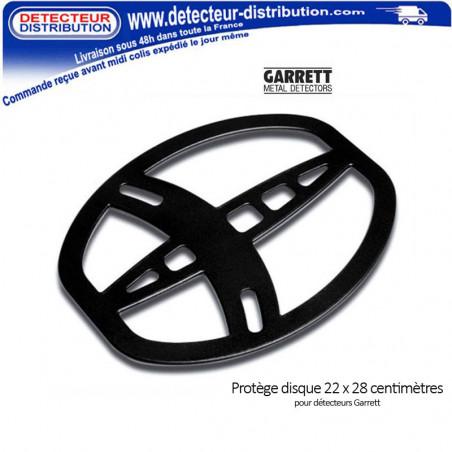 Protège disque Garrett 22 x 28 cm pas cher